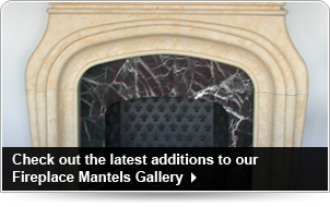 Fireplace Mantels Gallery
